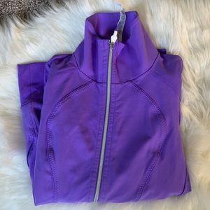 lululemon athletica Jackets & Coats - Lululemon purple define jacket